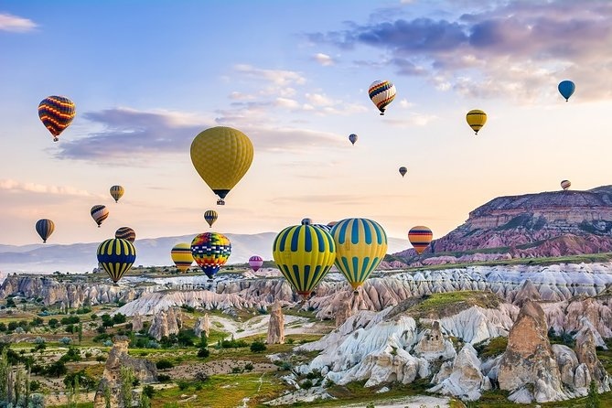 3-Day Cappadocia and Pamukkale Tour from Istanbul with Flights