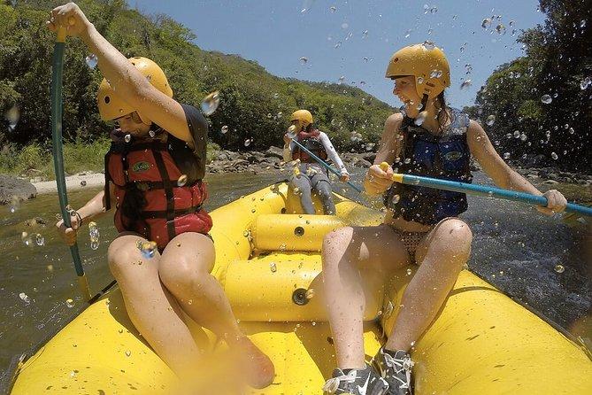 Rafting - White Water River Rafting Trip in Rio de Janeiro