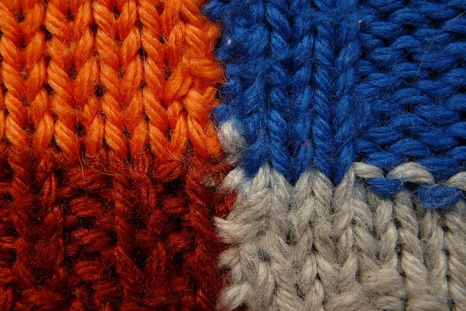 Intarsia Carriage Machine Knitting 'Live' Online Class