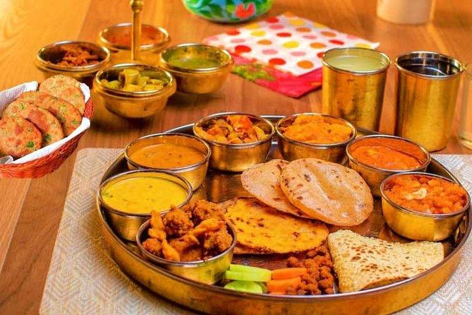 Tasty Rajasthani Cuisine & Virtual Cultural tour
