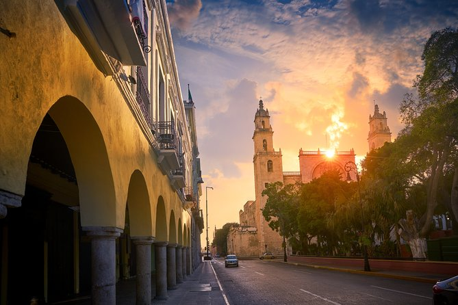 Romantic tour in Merida