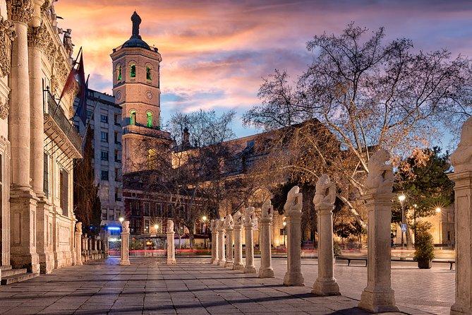 Romantic tour in Valladolid