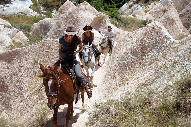 2 Days Cappadocia Trip from Istanbul Including Horseback Ride