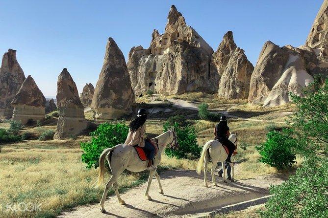 Cappadocia & Pamukkale Tour Including Horseback Riding, and Balloon Tour Option