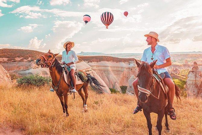 Cappadocia & Ephesus Travel Including Horseback Ride, and Balloon Ride Option