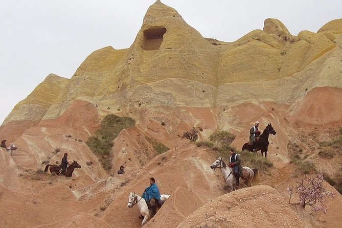 4 Days Cappadocia Ephesus Tour Including Horseback Ride, and Balloon Ride Option