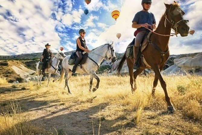 3 Days Cappadocia Travel with Balloon Ride Option from/to Istanbul