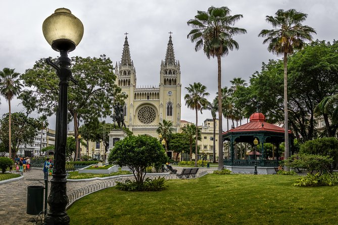 Romantic tour in Guayaquil