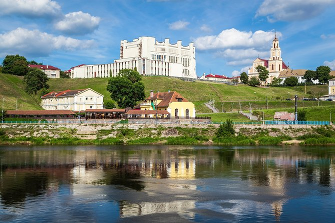 The best of Grodno walking tour