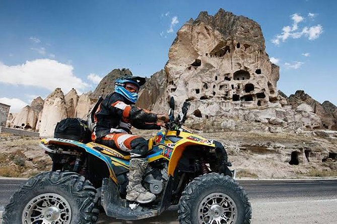 3 Days Cappadocia & Ephesus Travel Including ATV Safari, and Balloon Ride Option