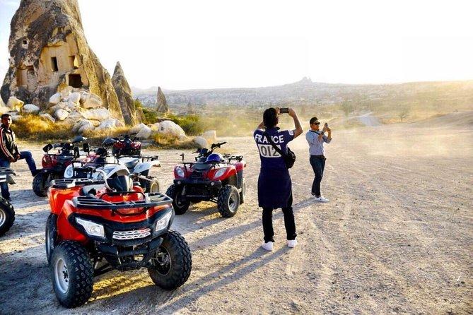 Cappadocia & Pamukkale Travel Including ATV Quad Safari, and Balloon Ride Option