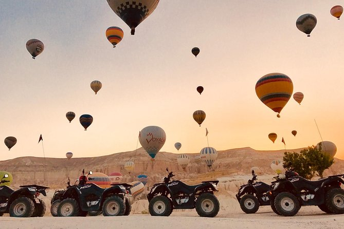 Cappadocia & Ephesus Travel Including ATV Quad Safari, and Balloon Ride Option
