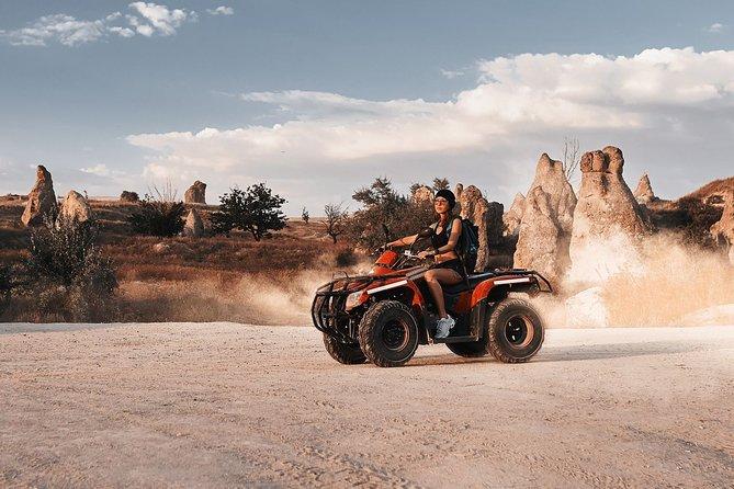 Cappadocia & Ephesus Trip Including ATV Quad Safari, and Balloon Ride Option