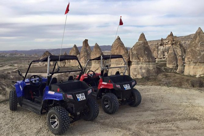 Cappadocia Ephesus Tour from Istanbul Including ATV Quad Safari & Horseback Ride