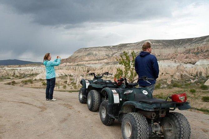 3 Days Ephesus & Cappadocia Travel Including ATV Safari, and Balloon Ride Option