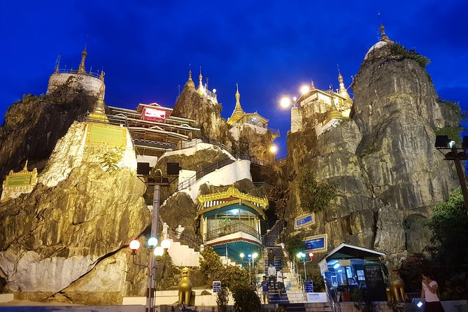 Private Guided Kyat Cave and Loikaw Tour with Pick up