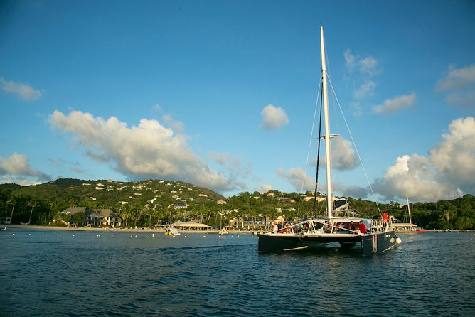 St. John Two-Stop Snorkel Sail with Picnic Lunch & Open Bar - Westin
