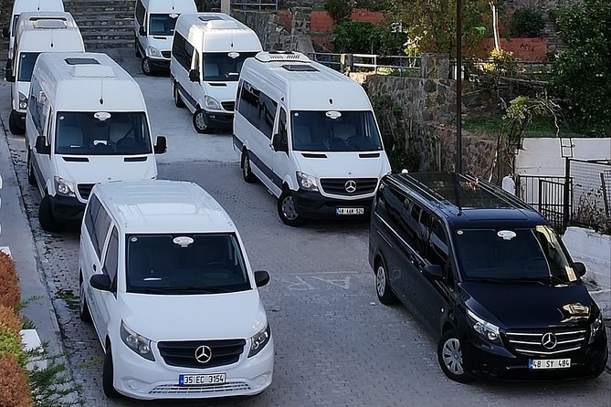 Private Airport Transfer from Bozburun to Dalaman Airport
