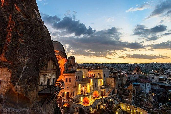 4 Days Cappadocia, Pamukkale Tour Including ATV Quad Safari & Horseback Ride