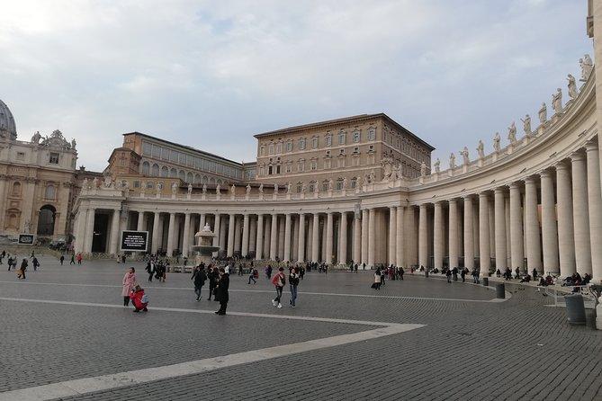 Private tour Vatican Museums & Sistine Chapel