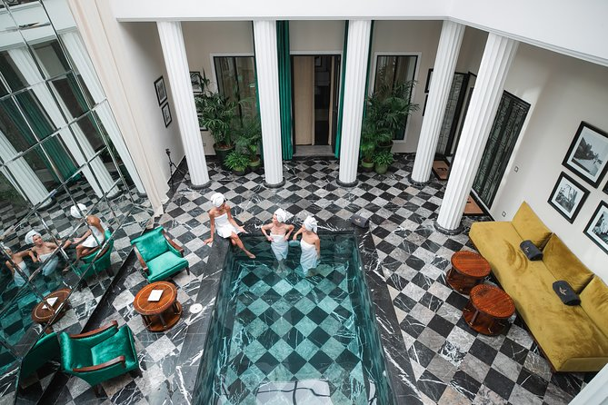 Moroccan Hammam & Massage - Les bains de Lotus
