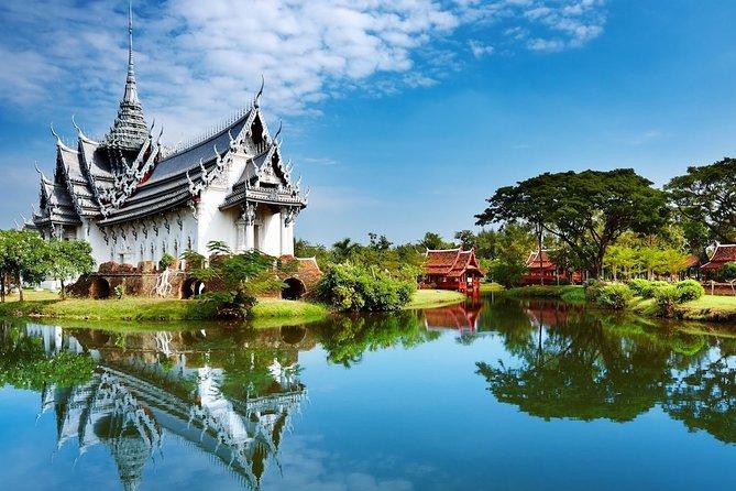 Bangkok Airport Transfers: Don Mueang Airport DMK to Bangkok in Luxury Van