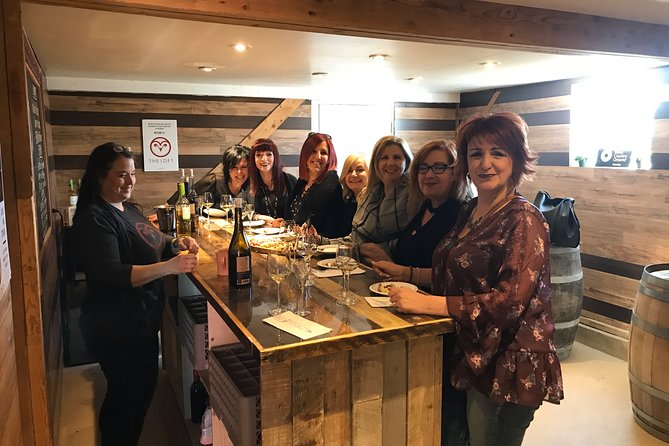 Private Wine & Charcuterie Tour (Customizable)