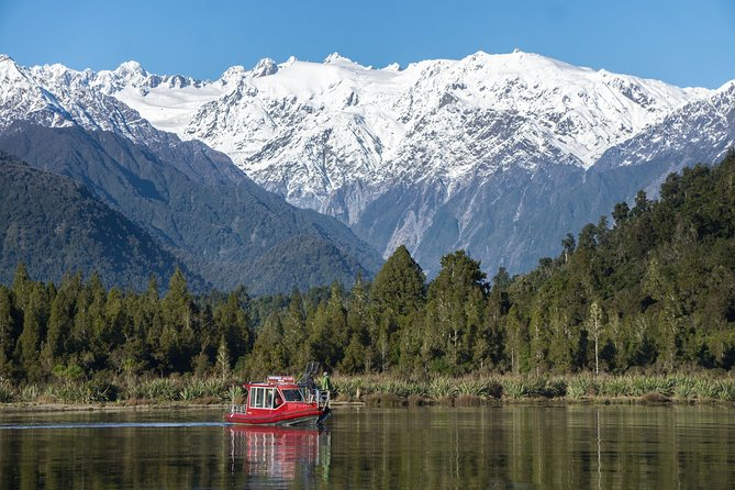 Lake Mapourika Scenic Cruise from Franz Josef
