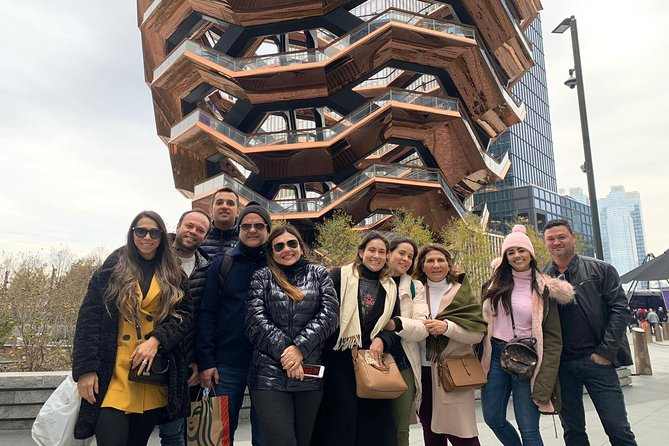 Group Walking Tour - Village, Chelsea, High Line and Hudson Yards.