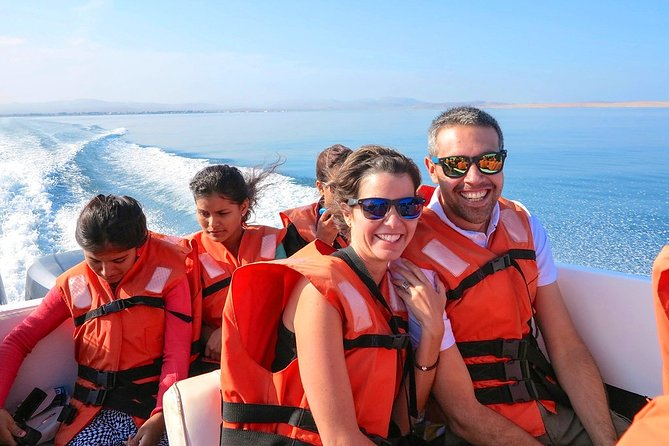 Amazing Nazca Lines & Ballestas Islands - from Lima (Small Group)