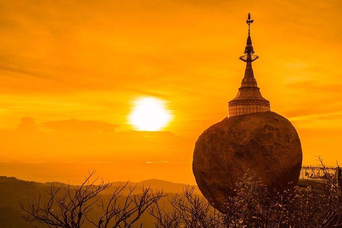 6-day Treasure Of Myanmar (Yangon – Golden Rock – Bagan – Inle Lake)