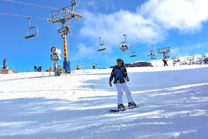 Private Mount Buller Snow and Ski Tour from Melbourne