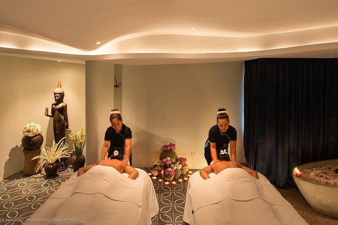Jet Leg Release Massage