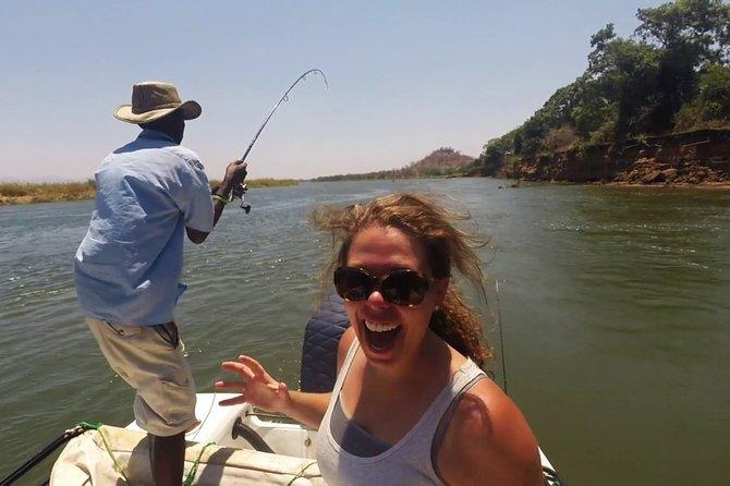 Zambezi River Fishing Safari with Pick Up