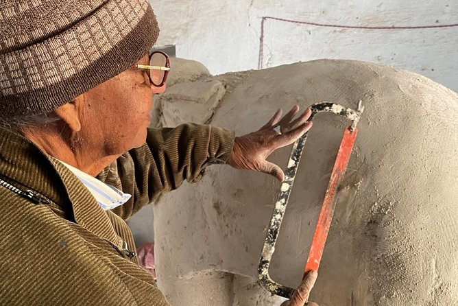 Private Guided Sculpting Experience in Udaipur