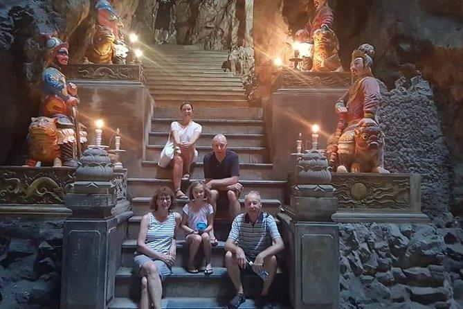 Private Tour to Explore Golden Bridge - Ba Na Hills & Marble Mountain