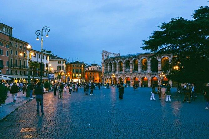 Walking Tour of Verona by Night