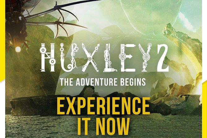 VR Escape Room - Huxley II