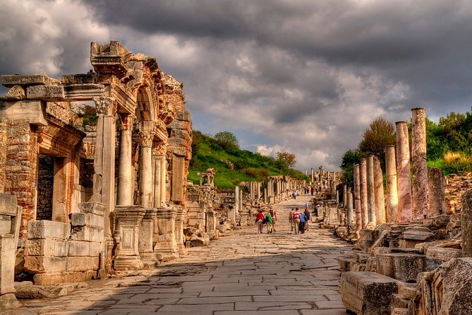 3-Day Pamukkale Ephesus Cappadocia with Flights from Istanbul