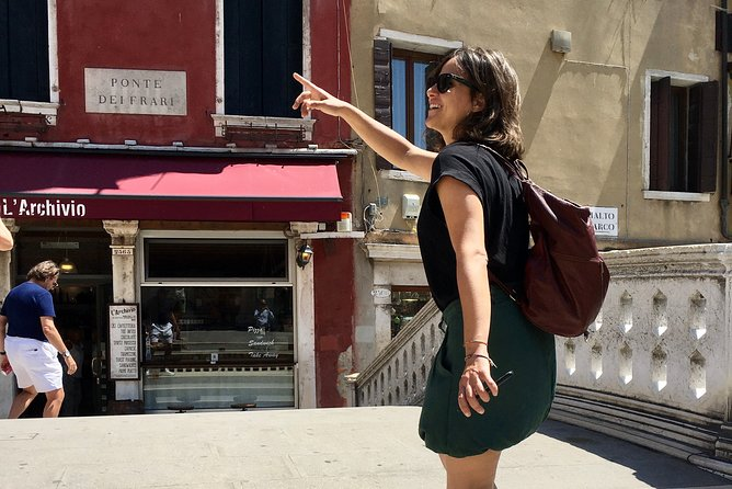 Venice hidden and highlights spots in a Small-group Walking Tour