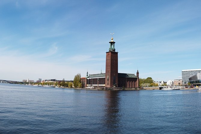 Private Stockholm Top attractions all-inclusive Gran Tour 1 day