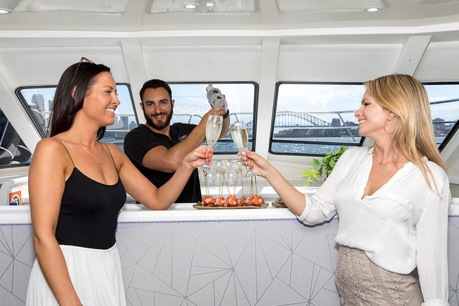 Private Group Sydney Harbour Luxury Cruise - 90 Minutes