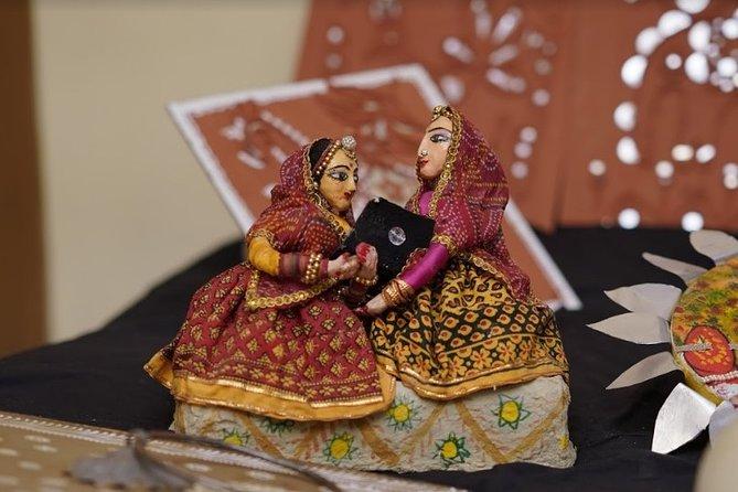 Private Paper Mache Workshop in Jaipur