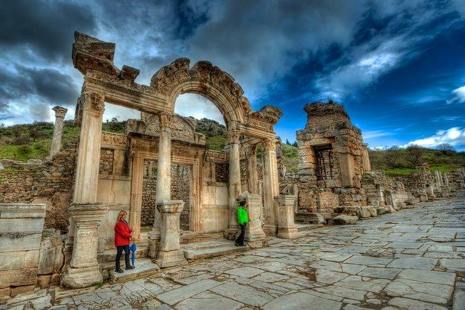 3 Nights 4 Days Cappadocia & Ephesus Tour with Hot Air Balloon Ride Option