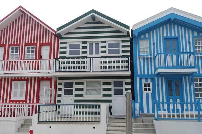 From Porto: Private Tour to Aveiro and Ilhavo with Drop-off in Lisbon