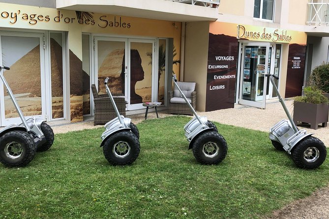 Guided Segway Tour