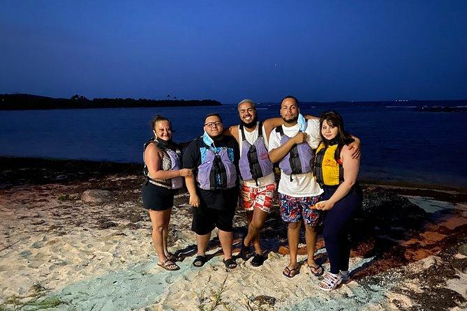 Bio Bay Night Kayaking from San Juan area