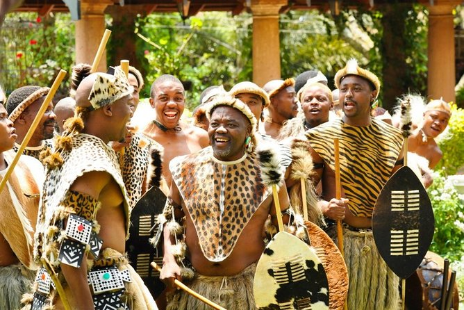 3 Day Safari Natal Lion Park, Tala Game Reserv & Phezulu Cultural Village fr Dbn