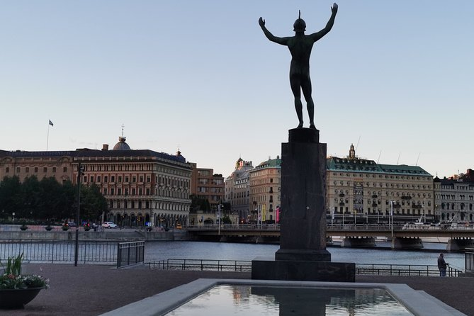 Private Stockholm Top attractions all-inclusive Gran Tour 1/2 Day