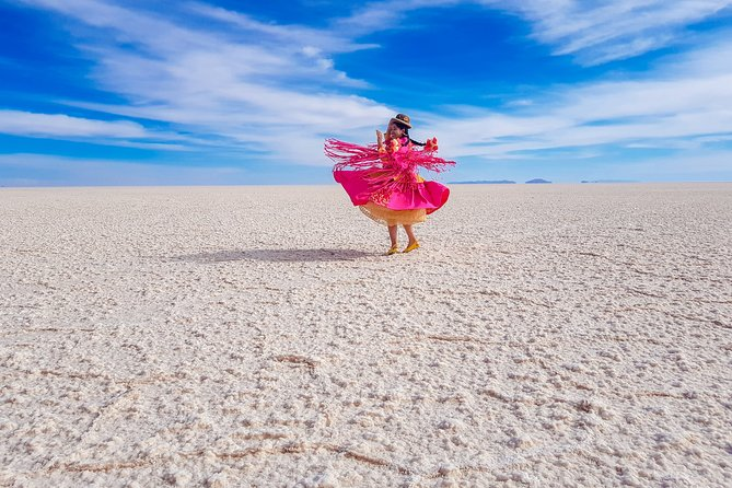 Full Uyuni Salt Flats 2 DAYS/1 NIGHT Private Service